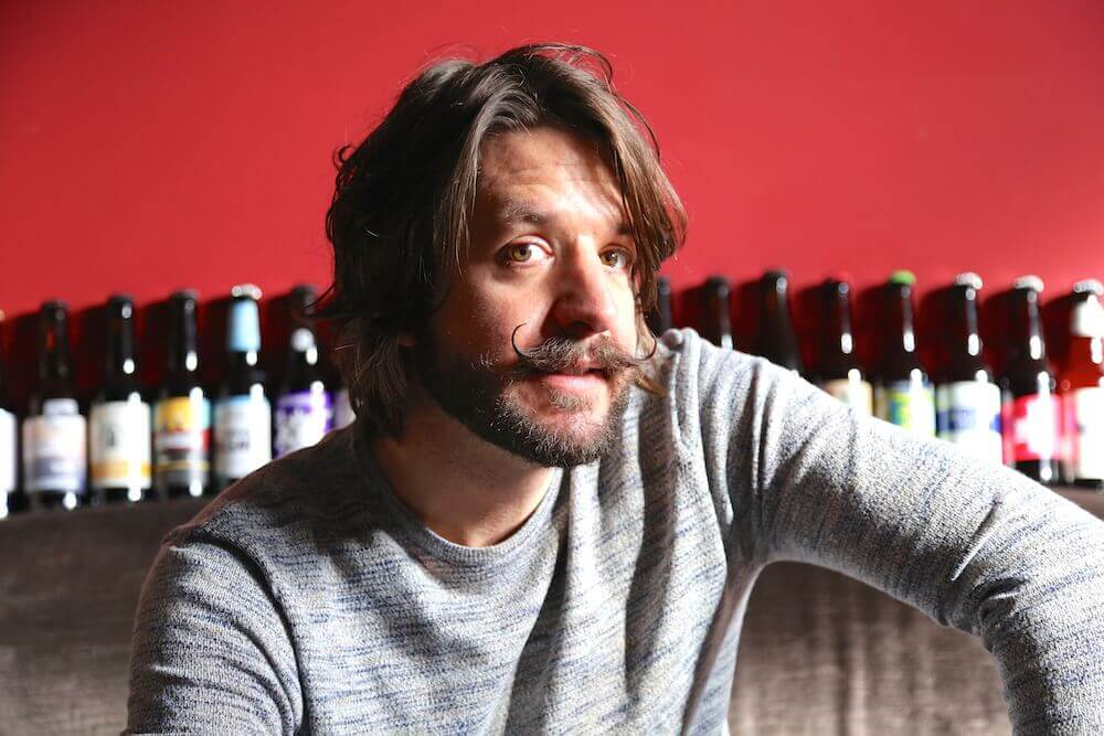 Craft Metroplis founder Oliver Meade - craft beer delivered
