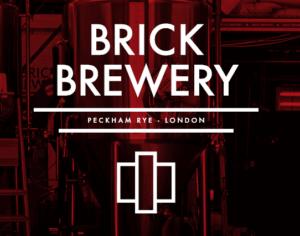 Brick Brewery Logo Peckham