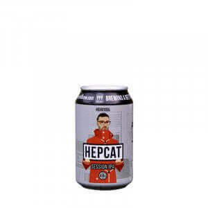 Gipsy Hill Hepcat Session IPA