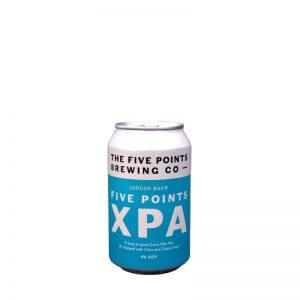 Five Points XPA Extra Pale Ale