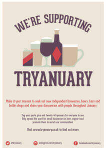 Tryanuary Poster
