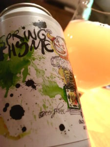 London Beer Factory Special Spring Thyme