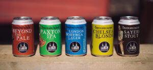 London Beer Factory Core Beers