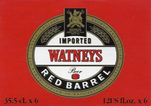 Watneys Red Barrel