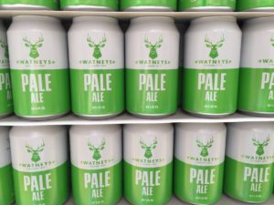 Watneys New Pale Ale
