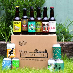 London Brewers' Festival Craft Beer Box