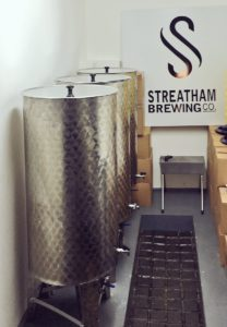 Streatham Brewing Co. brew kit