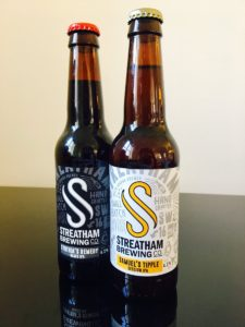 Streatham Brewing Co. craft beers
