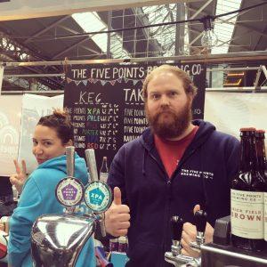 Five points brewers market