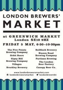 greenwich brewers market