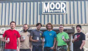 Moor Brewery team