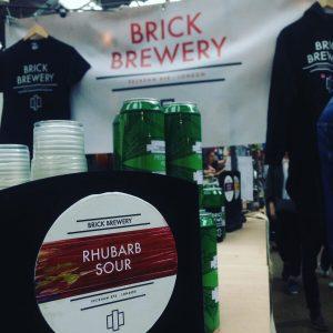 Brick brewery sour