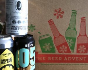 The Craft Metropolis Craft Beer Advent Calendar