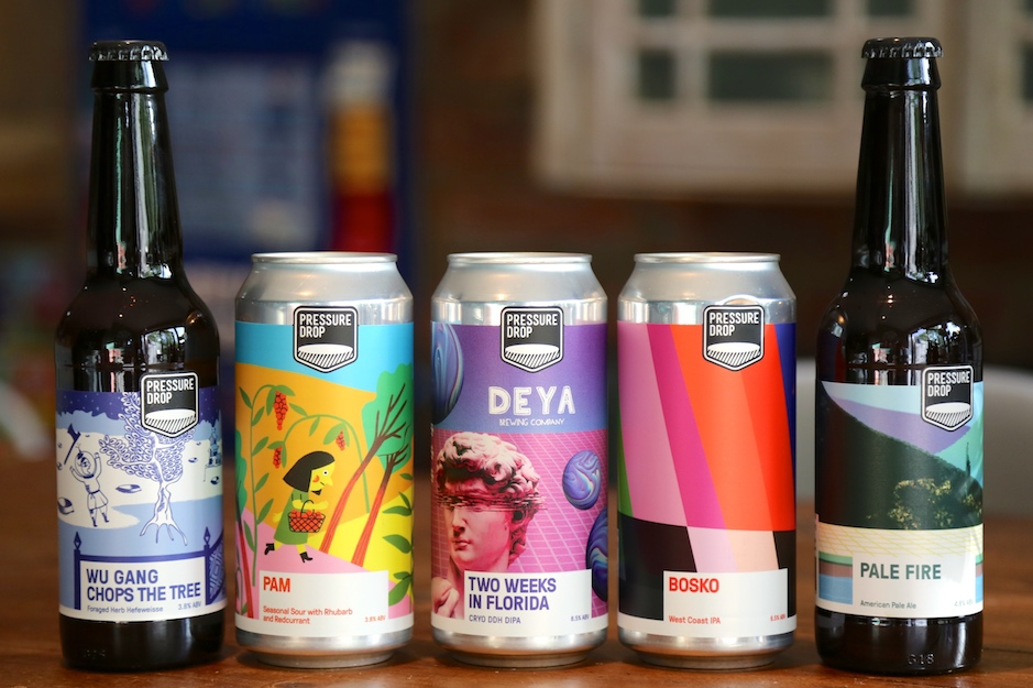 Craft beer news. New beers in London right now – including a DEYA brewery collab!