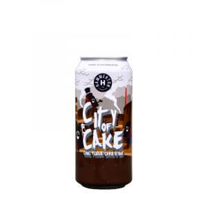 Hammerton City of Cake Chocolate Fudge Cake Stout