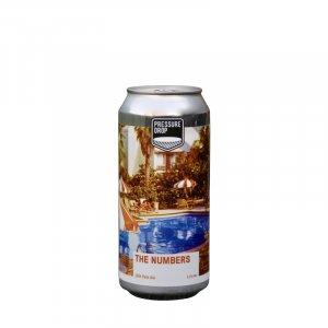 Pressure Drop The Numbers Bru-1 & Amarillo DDH Pale Ale