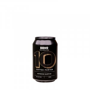 Brew by Numbers 10 Coffee Porter Espresso Martini