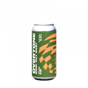 Overtone / Salt Goin` Out West American West Coast IPA