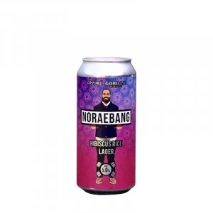 Gipsy Hill Noraebang Hibiscus Rice Lager