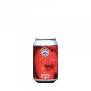 Jeffersons Interfusion Fruited Gose with Raspberry Puree and Lactose