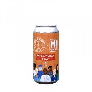 Gipsy Hill – Buy the NHS a Pint Triple Fruited Sour