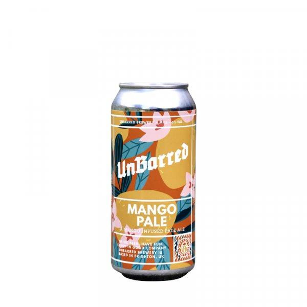 Unbarred – Mango Pale Ale