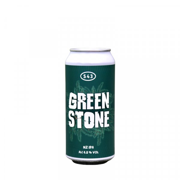 S43 – Green Stone NZ IPA