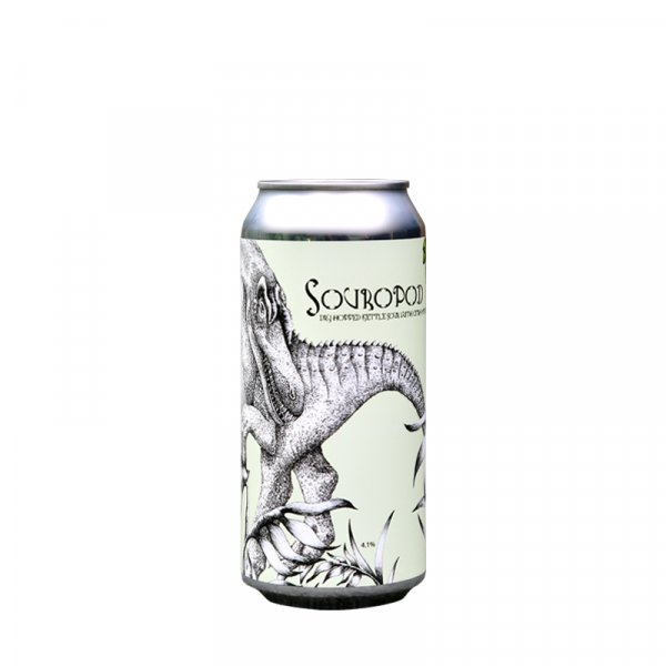 Staggeringly Good – Souropod Dry Hopped Kettle Sour