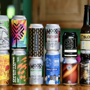 The Baby Beast Craft Beer Box – 12 essential beers hand picked by Craft Metropolis – £44:95 delivered (Copy)