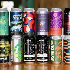 The Coast Beast Craft Beer Box – 12 East Coast/West Coast beers – £64:95 delivered