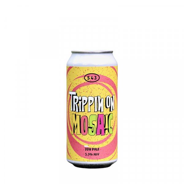 S43 – Trippin On Mosaic DDH Pale Ale
