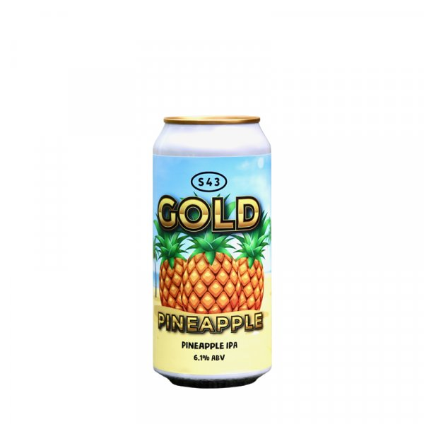 S43 – Gold Pineapple IPA