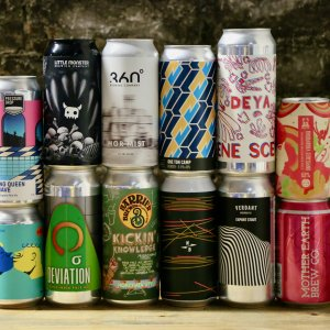 The Baby Beast Craft Beer Box – 12 essential beers hand picked by Craft Metropolis – £59:95 delivered