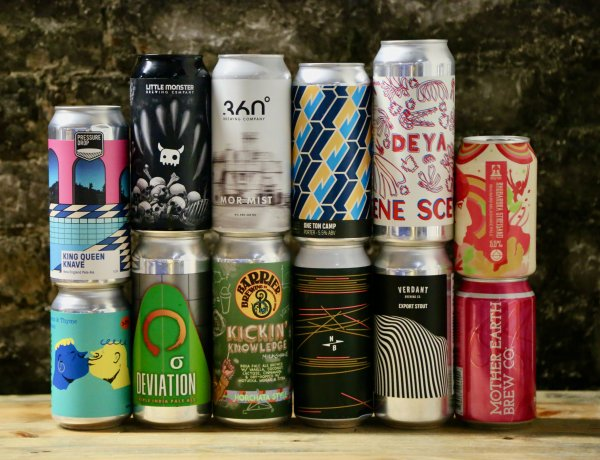 The Baby Beast Craft Beer Box - 12 essential beers hand picked by Craft Metropolis - £59:95 delivered