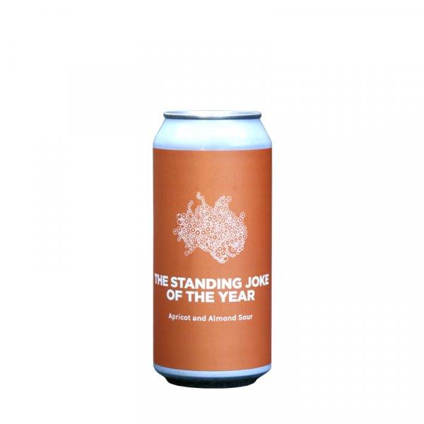 Pomona Island – Standing Joke of the Year Apricot & Almond Sour