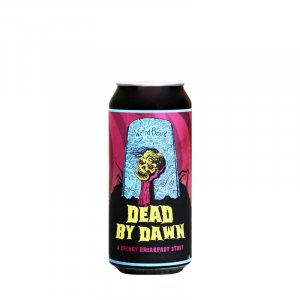 Weird Beard – Dead By Dawn Cherry Breakfast Stout
