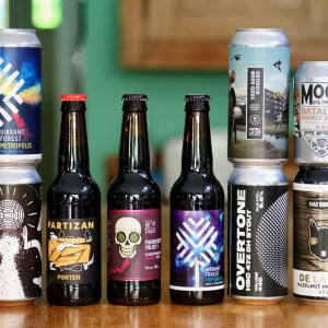 The Shadow of the Beast Craft Beer Box – 12 dark beers hand picked by Craft Metropolis – £49:95 delivered (Copy)