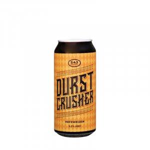 S43 – Durst Crusher Hefeweizen
