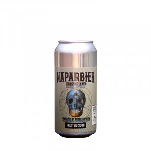 Naparbier / North – Rise Up Imperial Mango Gose