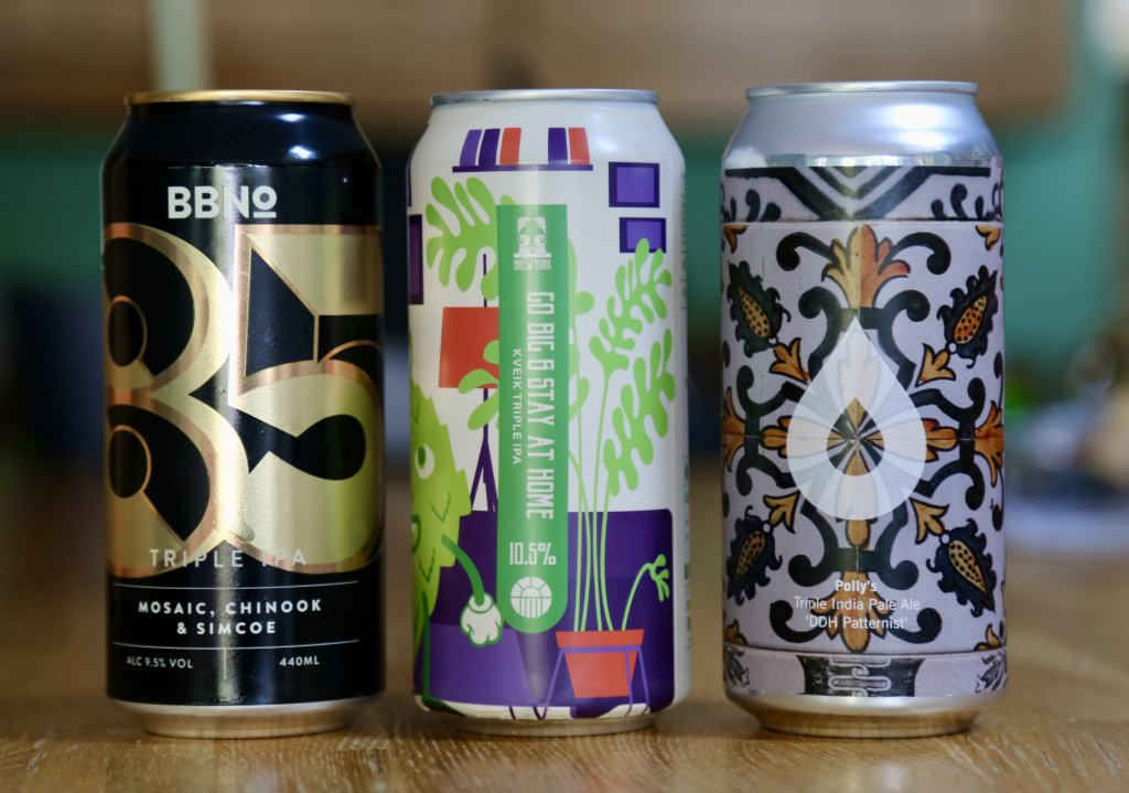 The year of the Triple IPA?