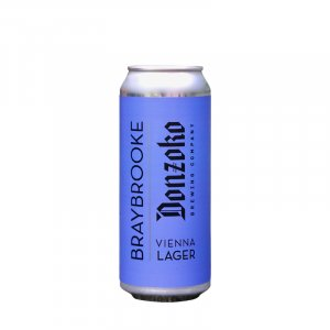Braybooke Beer Co. / Donzoko Brewery – Vienna Lager
