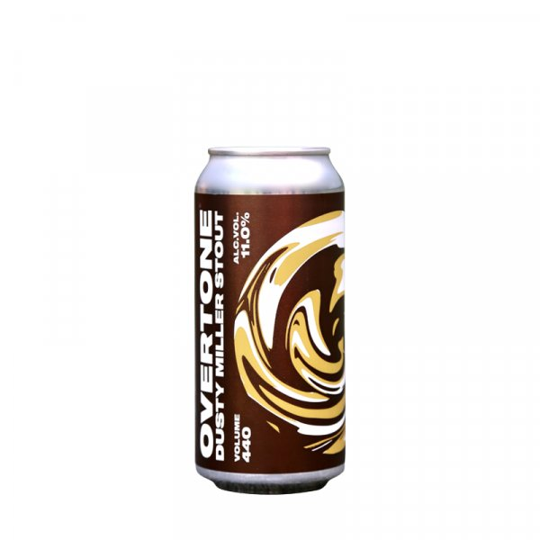Overtone – Dusty Miller Imperial Double Milk Stout