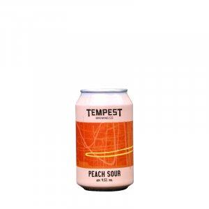 Tempest – Peach & Vanilla Sour