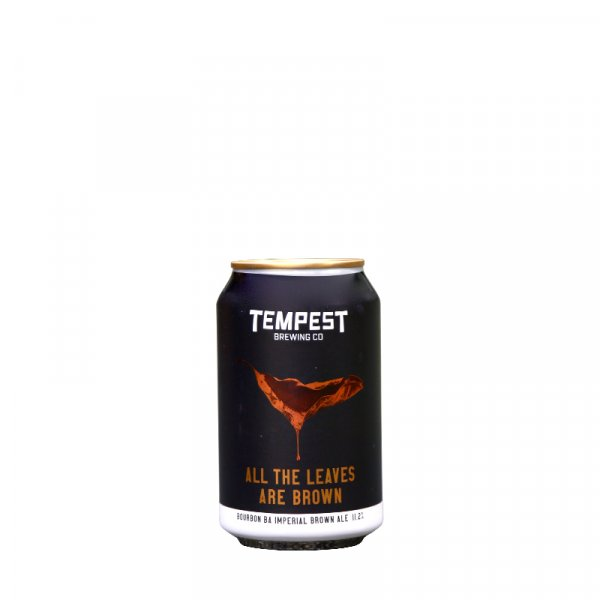 Tempest – Bourbon Barrel-aged All The Leaves Are Brown Imperial Brown Ale