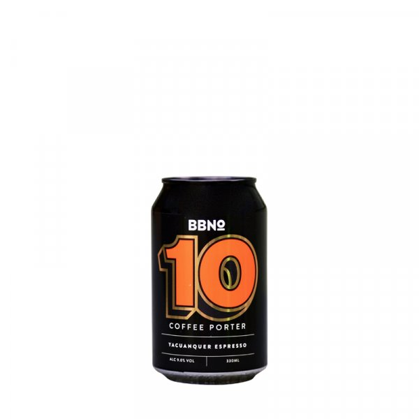 Brew by Numbers – 10 Coffee Porter Yacuanquer Espresso