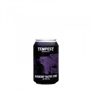 Tempest – Blueberry Pastry Stout