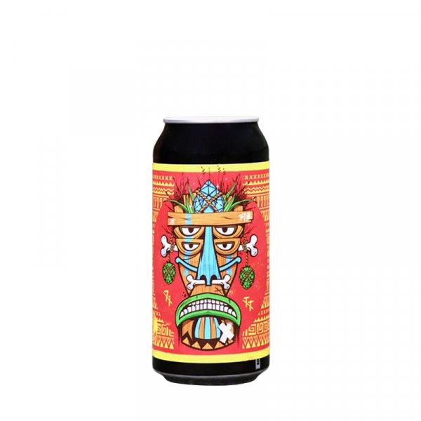 Seven Island Brewery – Tiki LuAu Pasty Sour