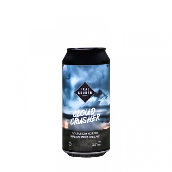 Frau Gruber Brewery – Cloud Crusher DIPA