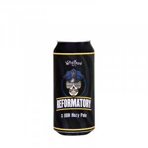 Weird Beard – Reformatory DDH Hazy Pale Ale