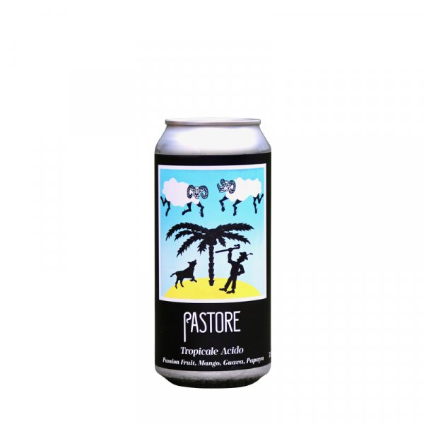 Pastore Brewing – Tropicale Acido Imperial Waterbeach Weisse
